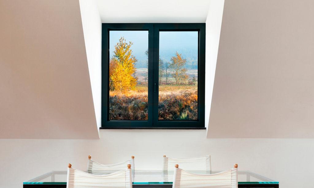 Fenêtre en aluminium 1