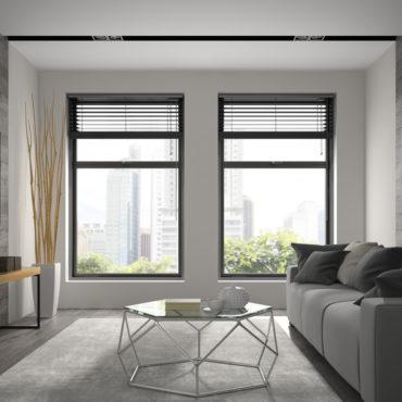 Fenêtre en aluminium 6