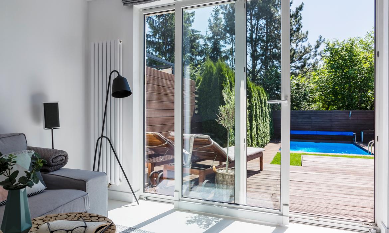 Fenêtre coulissante aluminium 12