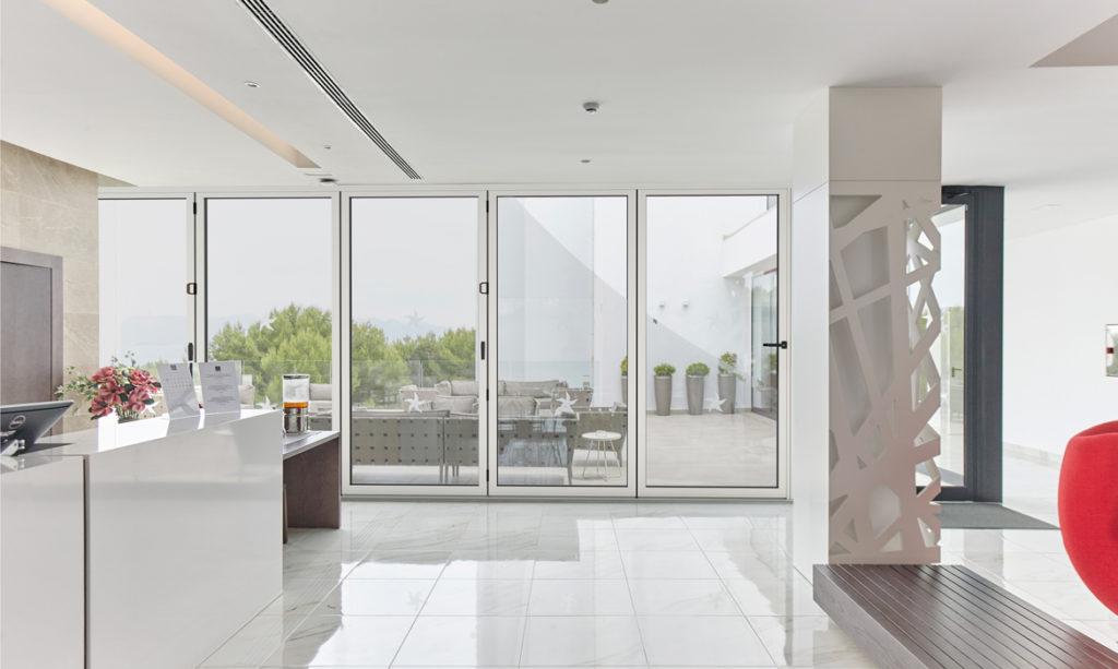 Fenêtre coulissante aluminium 4