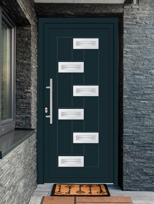 Porte PVC Moderne