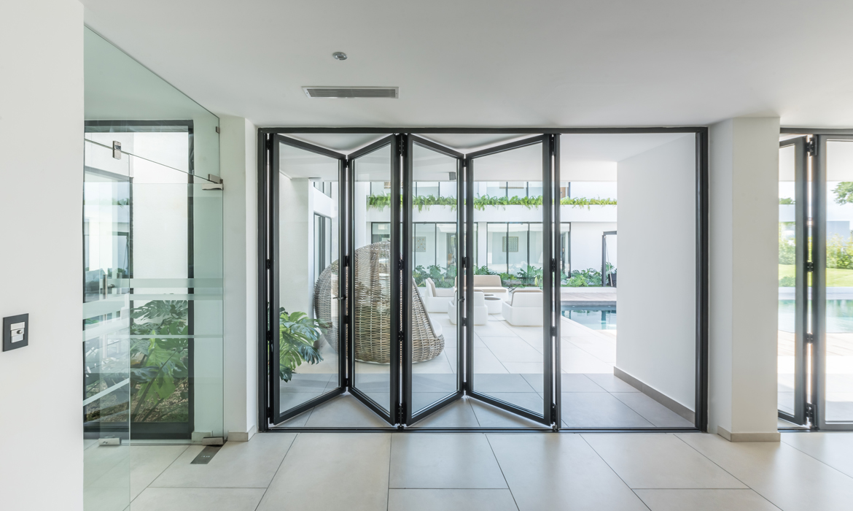 Fenêtre coulissante aluminium 1
